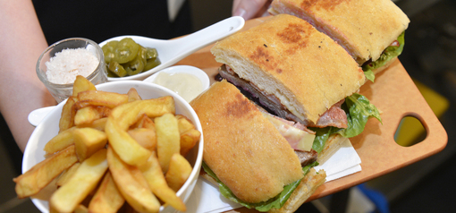WA's Best Steak Sandwich Competition