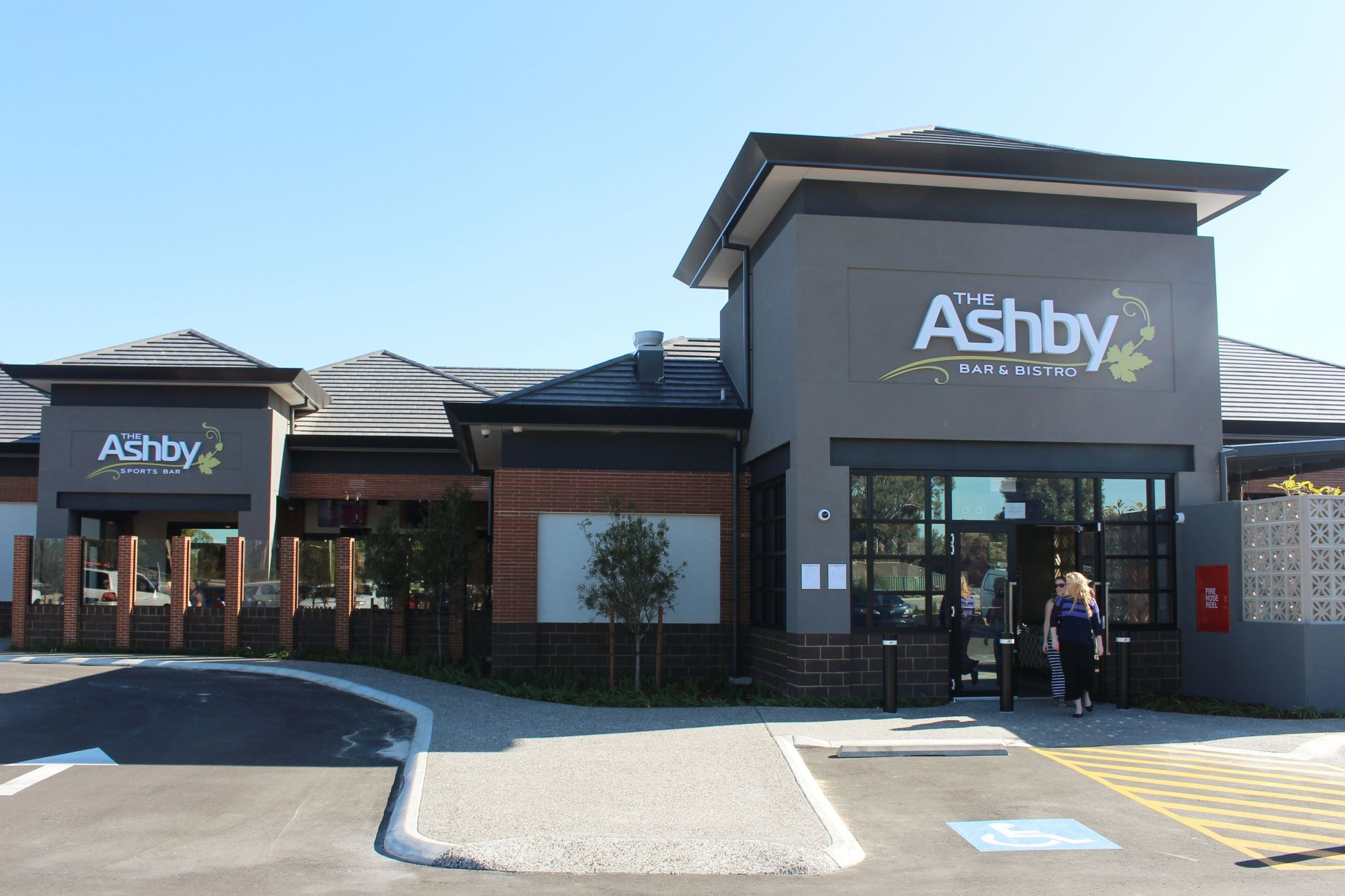 The Ashby Bar and Bistro