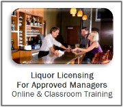 Liquor Licensing Course for Approved Managers www.ahawa.asn.au