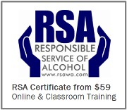RSA Certificate from $59
